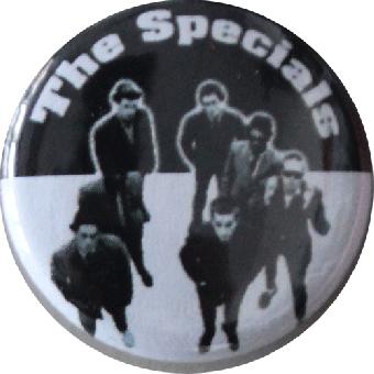 Specials, The - Button (2,5 cm) 62NEU