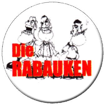 Rabauken - Button (2,5 cm) 82