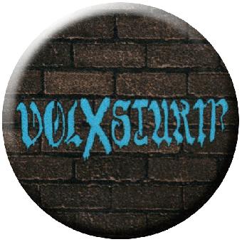 Volxsturm (1) - Button (2,5 cm) 128