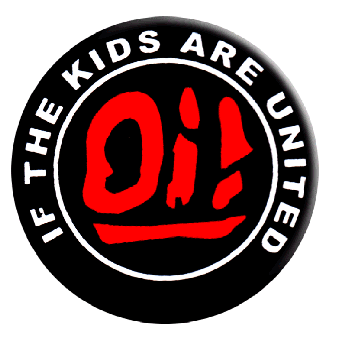 Oi! If The Kids Are United - Button (2,5 cm) 129