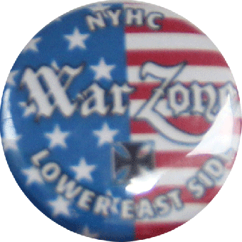Warzone - Lower East Side - Button (2,5 cm) 130