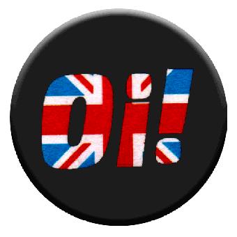 Oi! (4) - Button (2,5 cm) 131