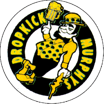 Dropkick Murphys (5) - Button (2,5 cm) 140