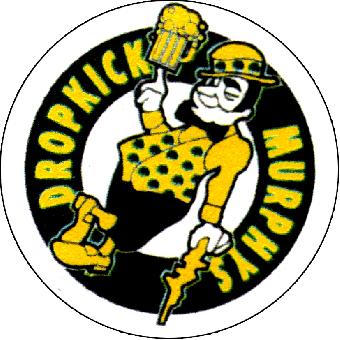 Dropkick Murphys (5) - Button (2,5 cm) 140