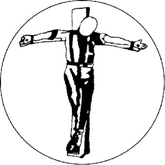Crucified Skin ohne Schriftzug- Button (2,5 cm) 144
