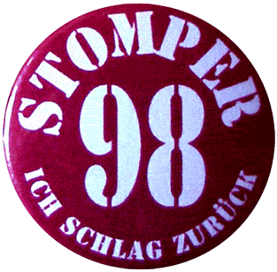 Stomper 98 - Button (2,5 cm) 147 (NEU)