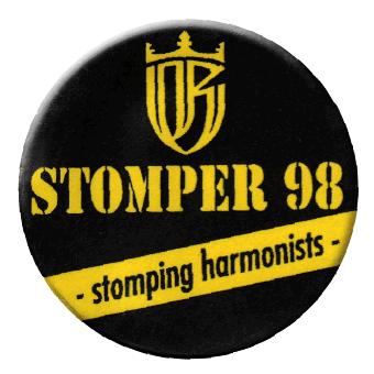 Stomper 98 (1) - Button (2,5 cm) 161