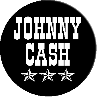 Johnny Cash - Button (2,5 cm) 170
