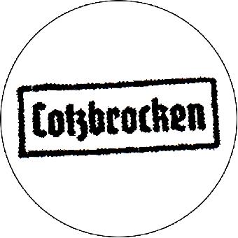 Cotzbrocken - Button (2,5 cm) 177