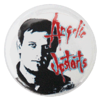 Angelic Upstarts (3) - Button (2,5 cm) 185