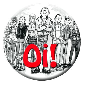Oi! (5) - Button (2,5 cm) 196