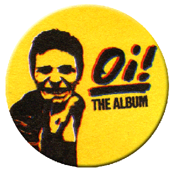 Oi! The Album - Button (2,5 cm) 208