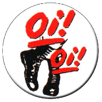 Oi! (6)- Button (2,5 cm) 222