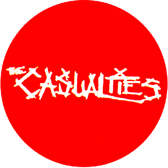 Casualties - Button (2,5 cm) 228