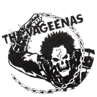 The Vageenas  - Button (2,5 cm) 287