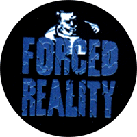Forced Reality  - Button (2,5 cm) 289