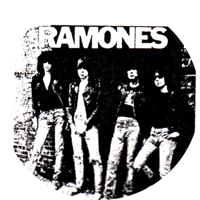 Ramones (Band)  - Button (2,5 cm) 292