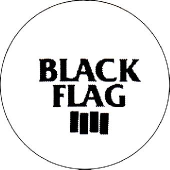 Black Flag (2) - Button (2,5 cm) 297