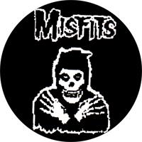 Misfits (2) - Button (2,5 cm) 298