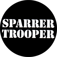 Sparrer Trooper - Button (2,5 cm) 299