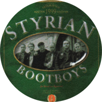 Styrian Bootboys - Button (2,5 cm) 301
