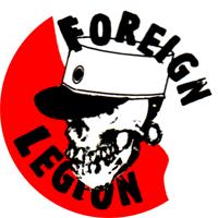 Foreign Legion - Button (2,5 cm) 307