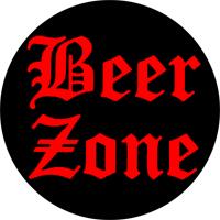 Beerzone - Button (2,5 cm) 310