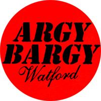 Argy Bargy Watford - Button (2,5 cm) 312