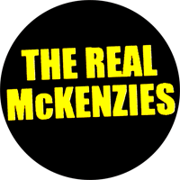 The Real McKenzies - Button (2,5 cm) 315
