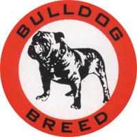 Bulldog Breed - Button (2,5 cm) 324