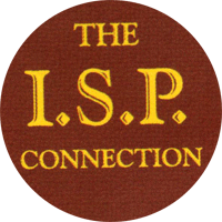 The I.S.P. Connection  - Button (2,5 cm) 330