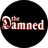 The Damned - Button (2,5 cm) 333
