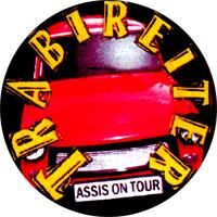 Trabireiter Assis On Tour - Button (2,5 cm) 337