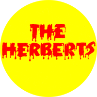 The Herberts (gelb)- Button (2,5 cm) 339