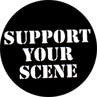 Support You Scene - Button (2,5 cm) 345