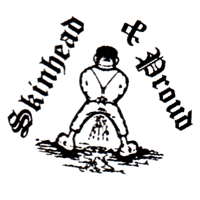 Skinhead & Proud - Button (2,5 cm) 358