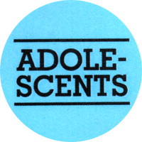 Adolescents - Button (2,5 cm) 371