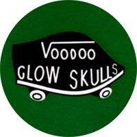 Voodoo Glow Skulls - Button (2,5 cm) 374