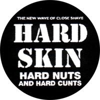 Hard Skin - Button (2,5 cm) 376
