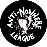 Anti-Nowhere League - Button (2,5 cm) 393