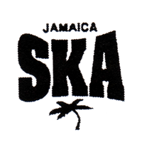 Jamaica Ska - Button (2,5 cm) 399