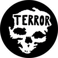 Terror - Button (2,5 cm) 402