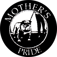 Mother`s Pride - Button (2,5 cm) 407