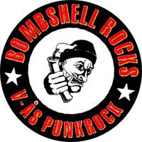 Bombshell Rocks - Button (2,5 cm) 611