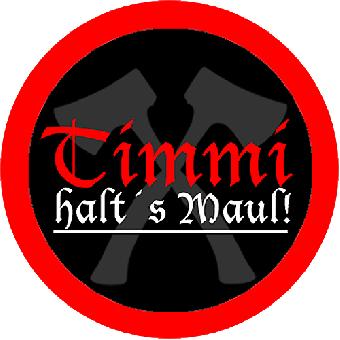 """Kärbholz (11) """"Timmy"""" Button (2,5 cm) 693"""