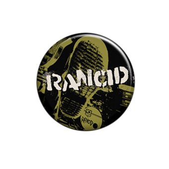 """Rancid """" Honor is All we know - Boot"""" - Button (2,5 cm) 731"""