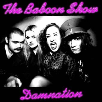 "Baboon Show, The ""Damnation"" CD"
