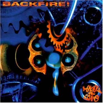 "Backfire ""Rebel 4 life"" LP (lim. 200, black)"