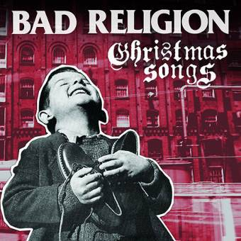 "Bad Religion ""Christmas Songs"" LP+CD"