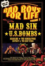 Bad Boys for Life Vol.2 2xDVD (Deadline, Mad Sin, Generators)